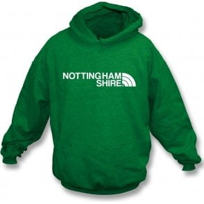 Nottinghamshire Region Hooded Sweatshirt