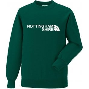 Nottinghamshire Region Sweatshirt
