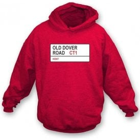 Old Dover Road CT1 Hooded Sweatshirt (Kent)