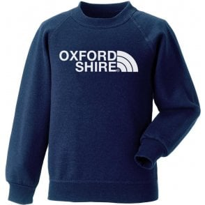Oxfordshire Region Sweatshirt