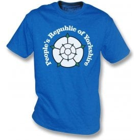People's Republic Of Yorkshire Kids T-Shirt
