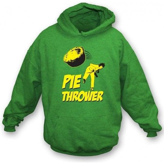 Pie Thrower Hooded Sweatshirt