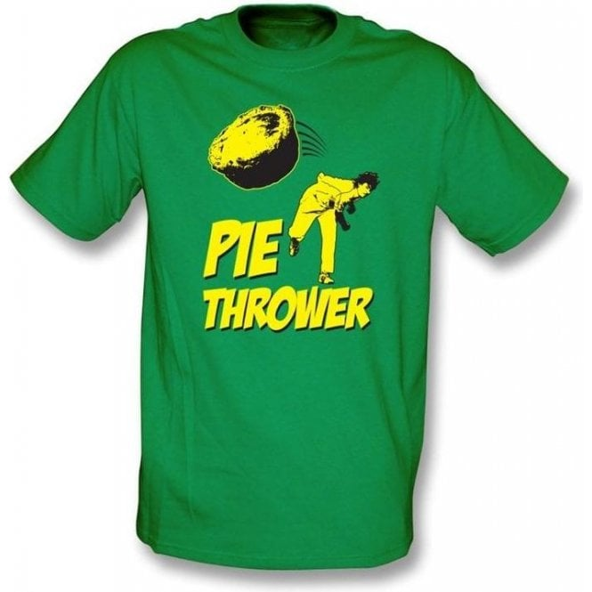 Pie Thrower T-shirt