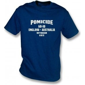 Pomicide (Australia 60 All Out 6/8/15) Kids T-Shirt