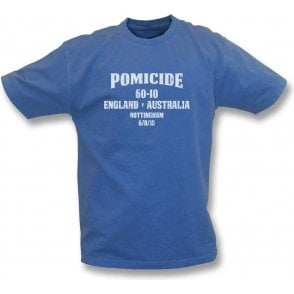Pomicide (Australia 60 All Out 6/8/15) Vintage Wash T-Shirt