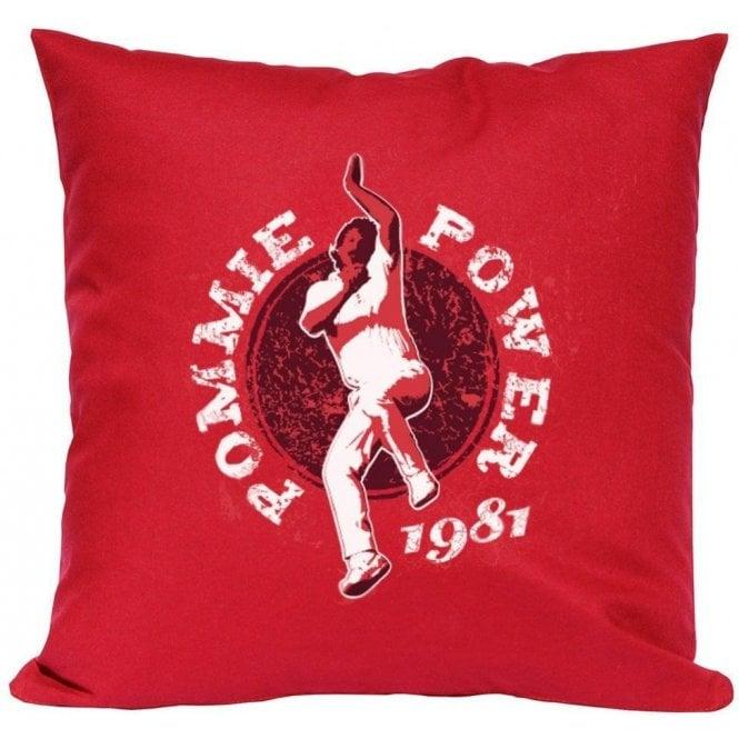 Pommie Power (Botham) 1981 Cushion