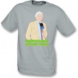 "Richie Benaud ""Marvellous Effort That!"" Kids T-Shirt"