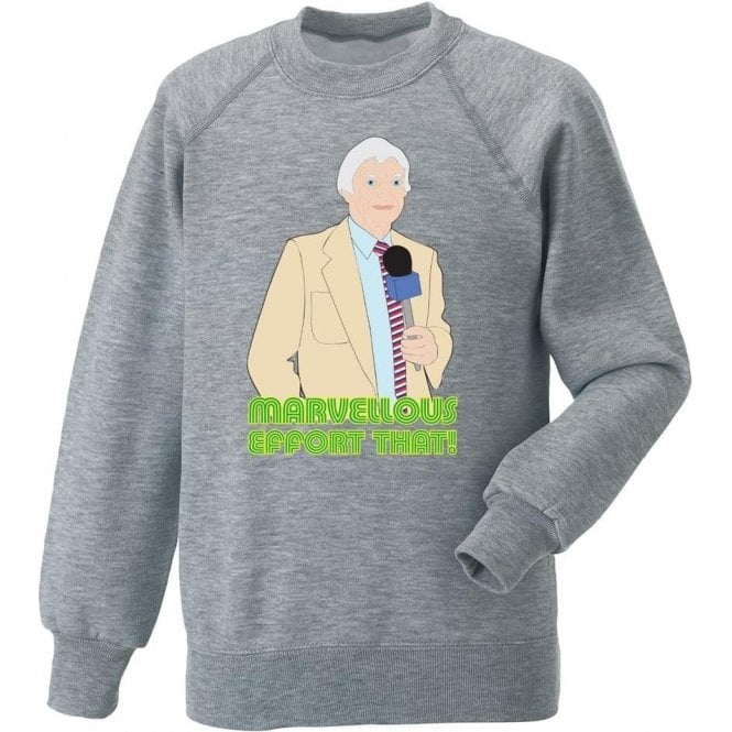 "Richie Benaud ""Marvellous Effort That!"" Sweatshirt"