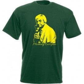 """Richie Benaud """"Morning Everyone"""" Kids T-Shirt"""