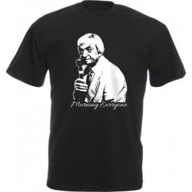 "Richie Benaud ""Morning Everyone"" T-Shirt"