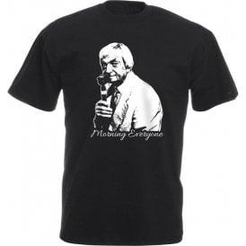 "Richie Benaud ""Morning Everyone"" T-Shirt"