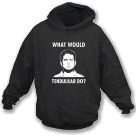 "Sachin Tendulkar ""What Would Tendulkar Do?"" Hooded Sweatshirt"