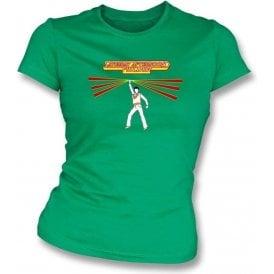 Saturday Afternoon Fielder Womens Slim Fit T-shirt