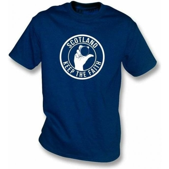 Scotland Keep The Faith T-shirt