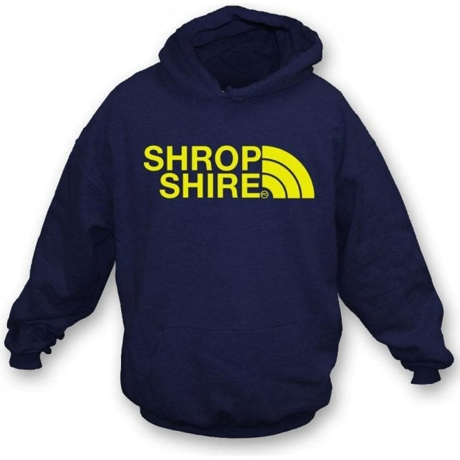 Shropshire Region Hooded Sweatshirt