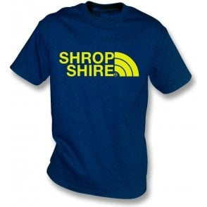 Shropshire Region Kids T-Shirt