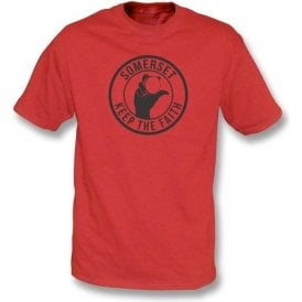 Somerset Keep The Faith T-shirt