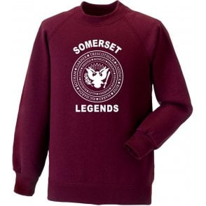 Somerset Legends (Ramones Style) Sweatshirt