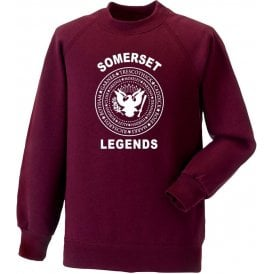 Somerset Legends (Ramones Style) Sweatshirt