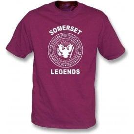Somerset Legends (Ramones Style) T-Shirt