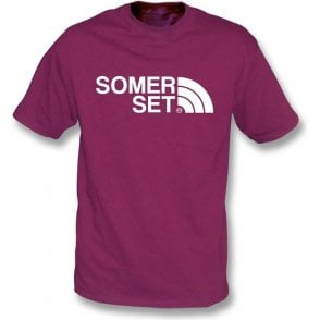 Somerset Region Kids T-Shirt