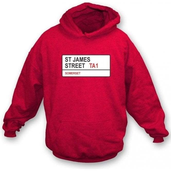 St. James Street Hooded Sweatshirt (Somerset)