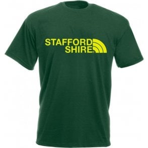 Staffordshire Region Kids T-Shirt