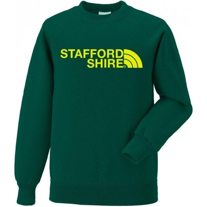 Staffordshire Region Sweatshirt