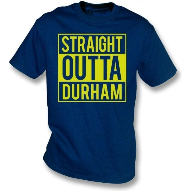 Straight Outta Durham Kids T-Shirt