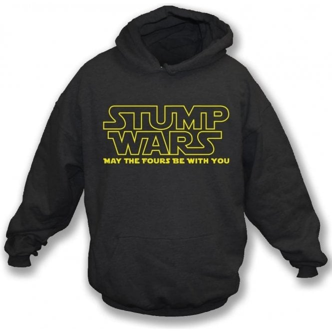 Stump Wars Hooded Sweatshirt