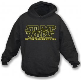 Stump Wars Kids Hooded Sweatshirt