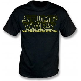 Stump Wars Kids T-Shirt