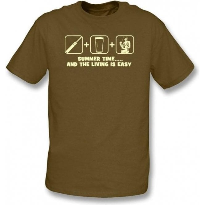 Summertime and the Living is Easy T-shirt