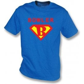 Super Bowler (Superman) T-shirt