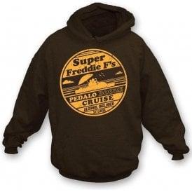Super Freddie F's Pedalo Booze Cruise Hooded Sweatshirt