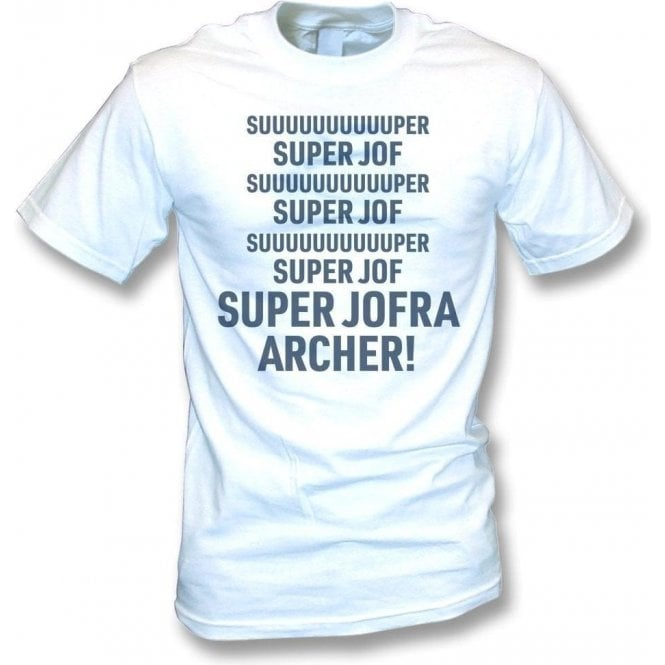 Super Jofra Archer (England) Chant T-Shirt