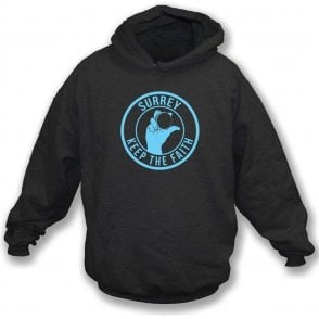 Surrey Keep The Faith Hooded Sweatshirt