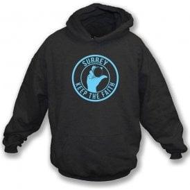 Surrey Keep The Faith Hooded Sweatshirt