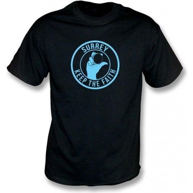 Surrey Keep The Faith T-shirt
