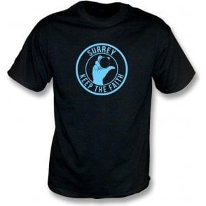 Surrey Keep The Faith T-shirt