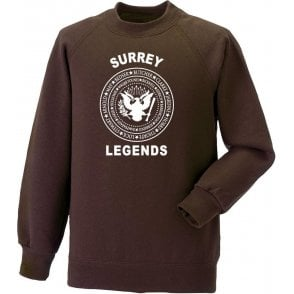 Surrey Legends (Ramones Style) Sweatshirt