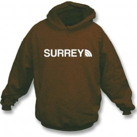 Surrey Region Hooded Sweatshirt