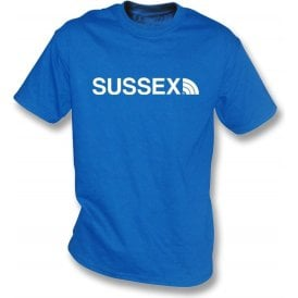 Sussex Region Kids T-Shirt