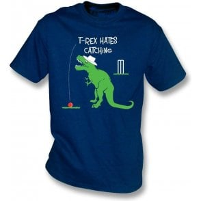T-Rex Hates Catching T-Shirt
