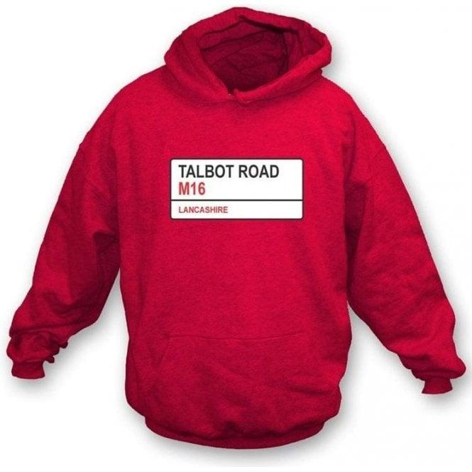 Talbot Road M16 Hooded Sweatshirt (Lancashire)