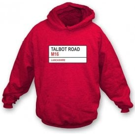 Talbot Road M16 Hooded Sweatshirt (Lancashire)