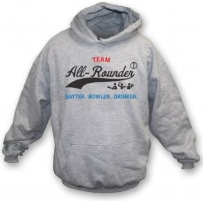 Team All-Rounder Hooded Sweatshirt