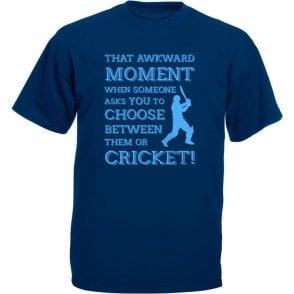 That Awkward Moment... T-Shirt