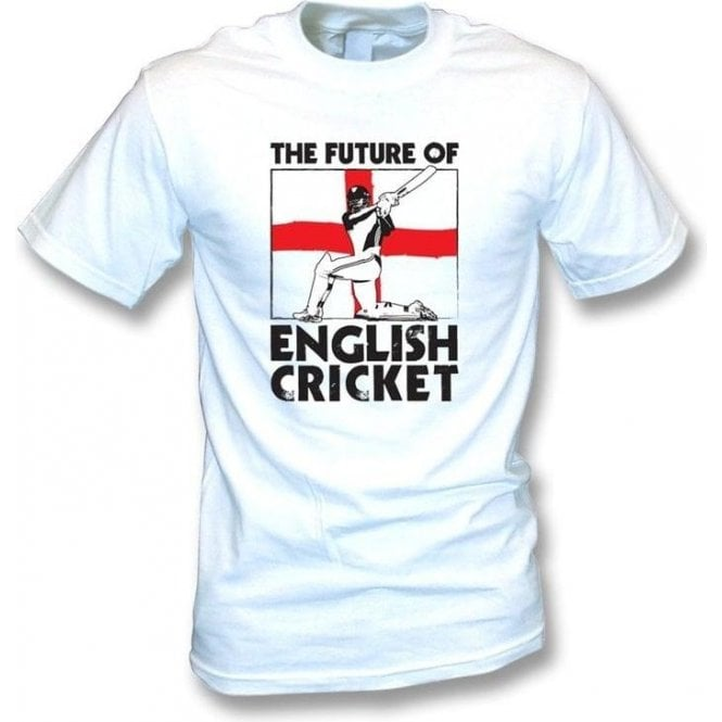 The Future Of English Cricket Child's T-shirt