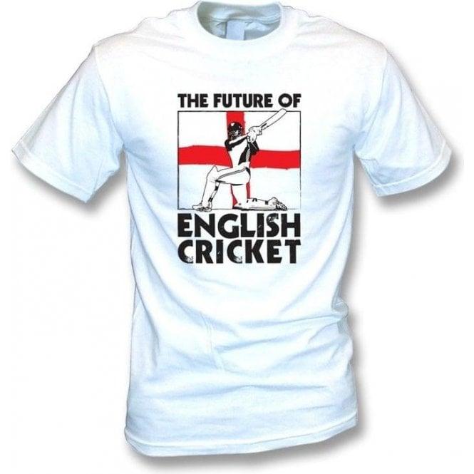 The Future Of English Cricket T-shirt